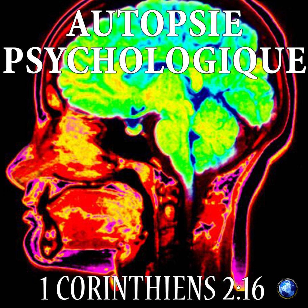 Autopsie Psychologique