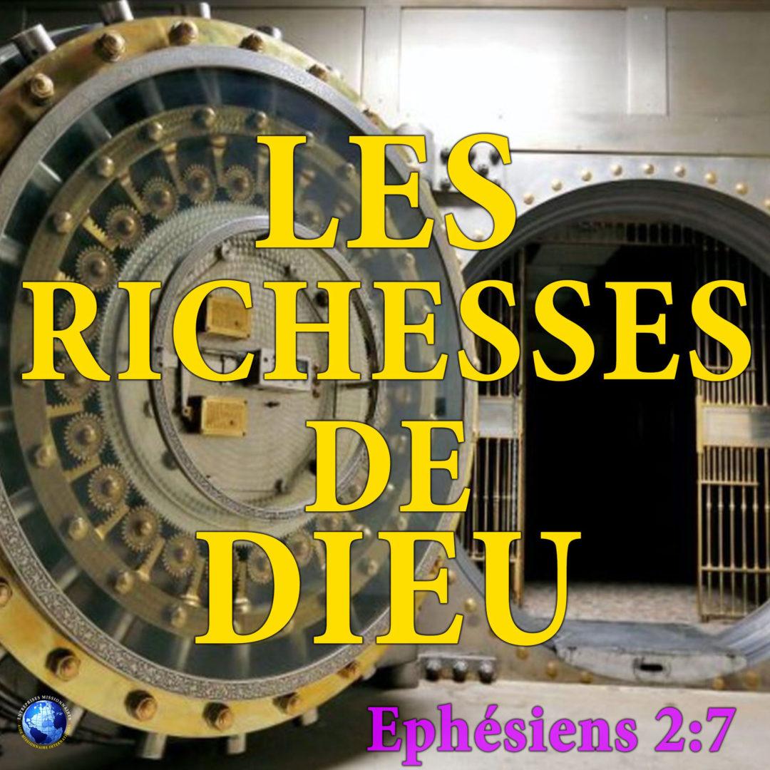 Les Richesses De Dieu