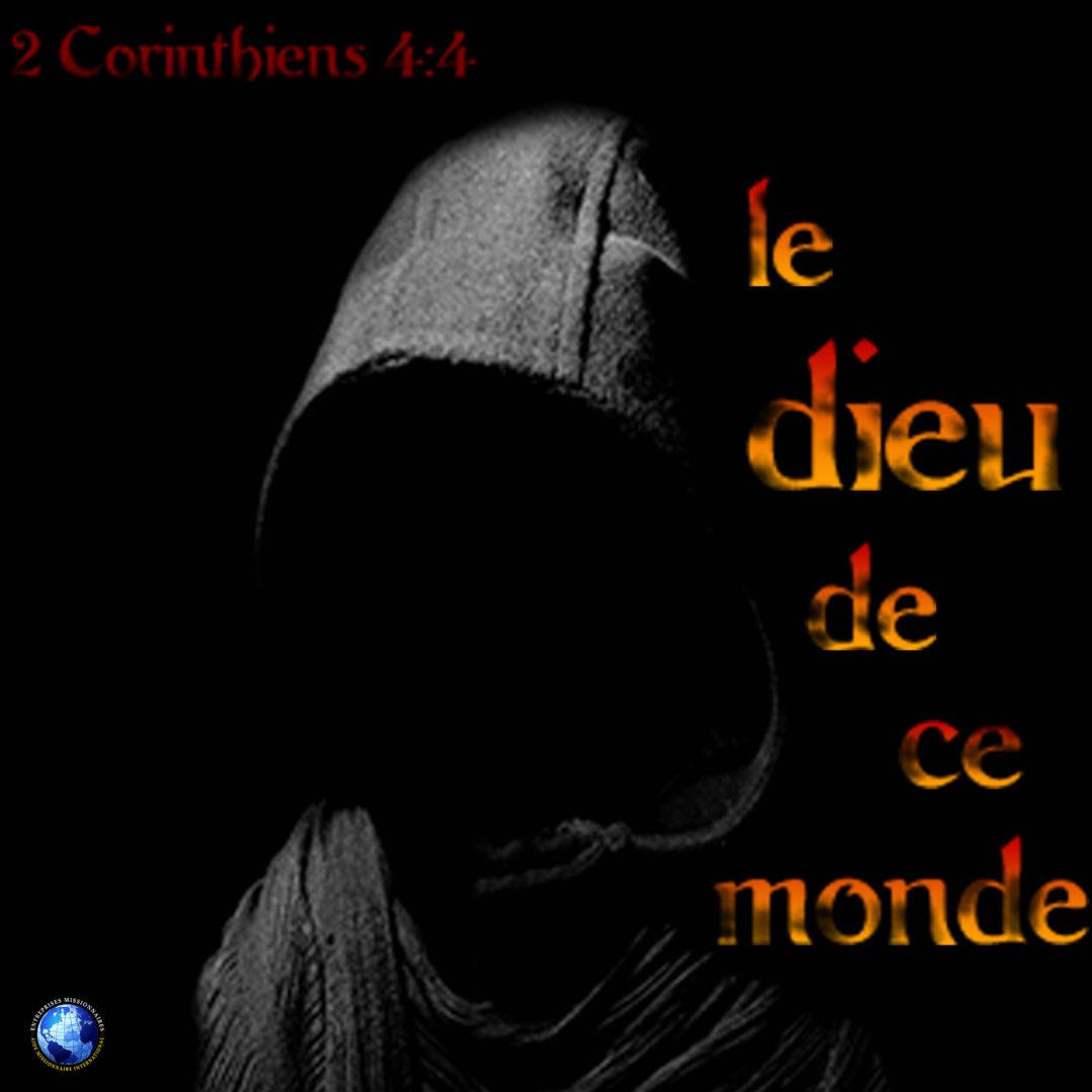 Le dieu De Ce Monde