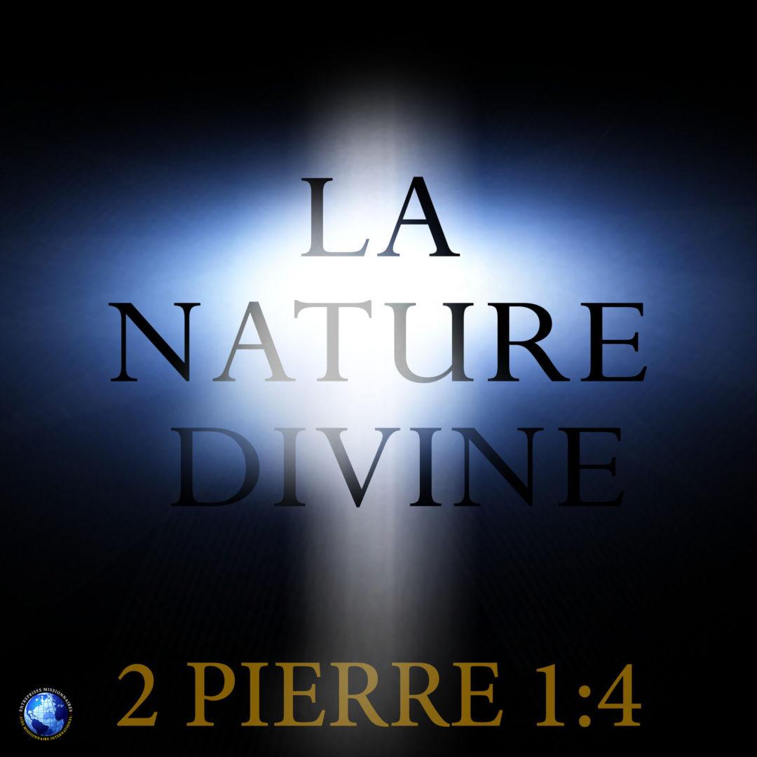 La Nature Divine