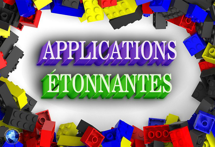 Applications Étonnantes