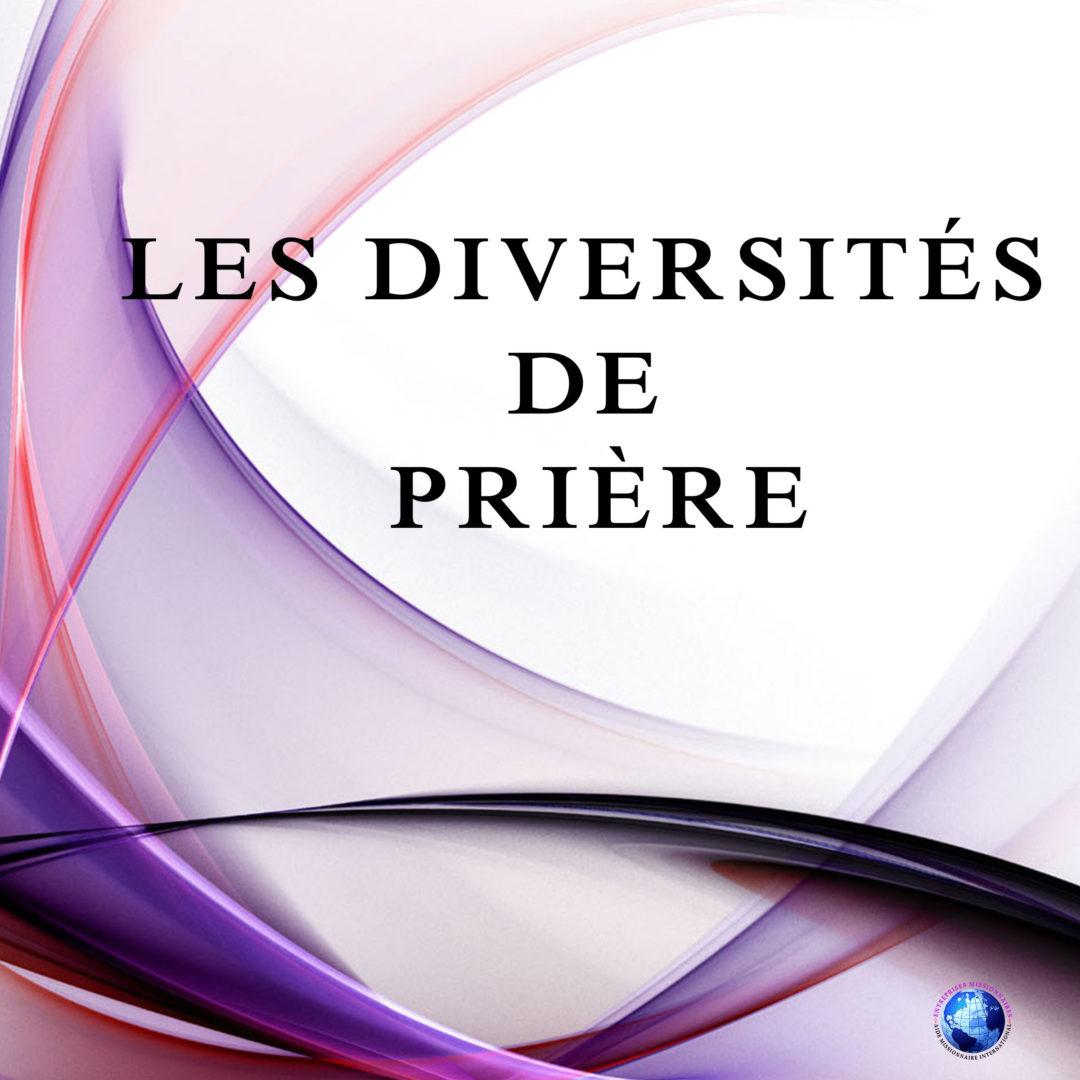 Les Diversités De Prière