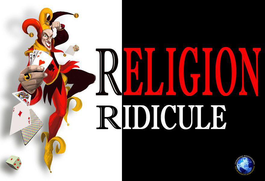 Religion Ridicule