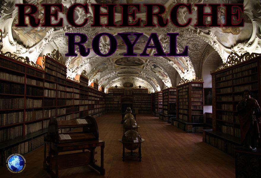 Recherche  Royal