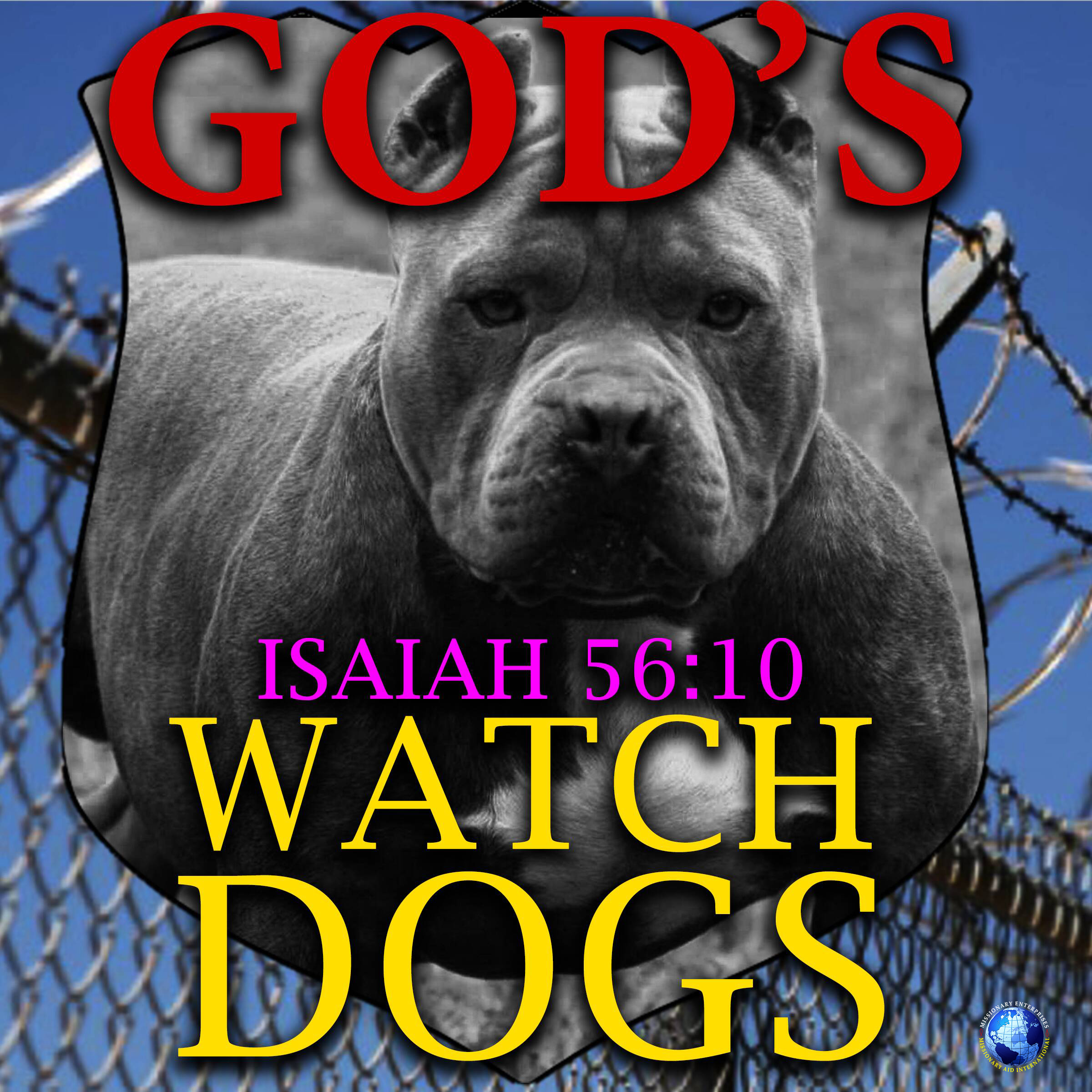 God's Watch Dogs