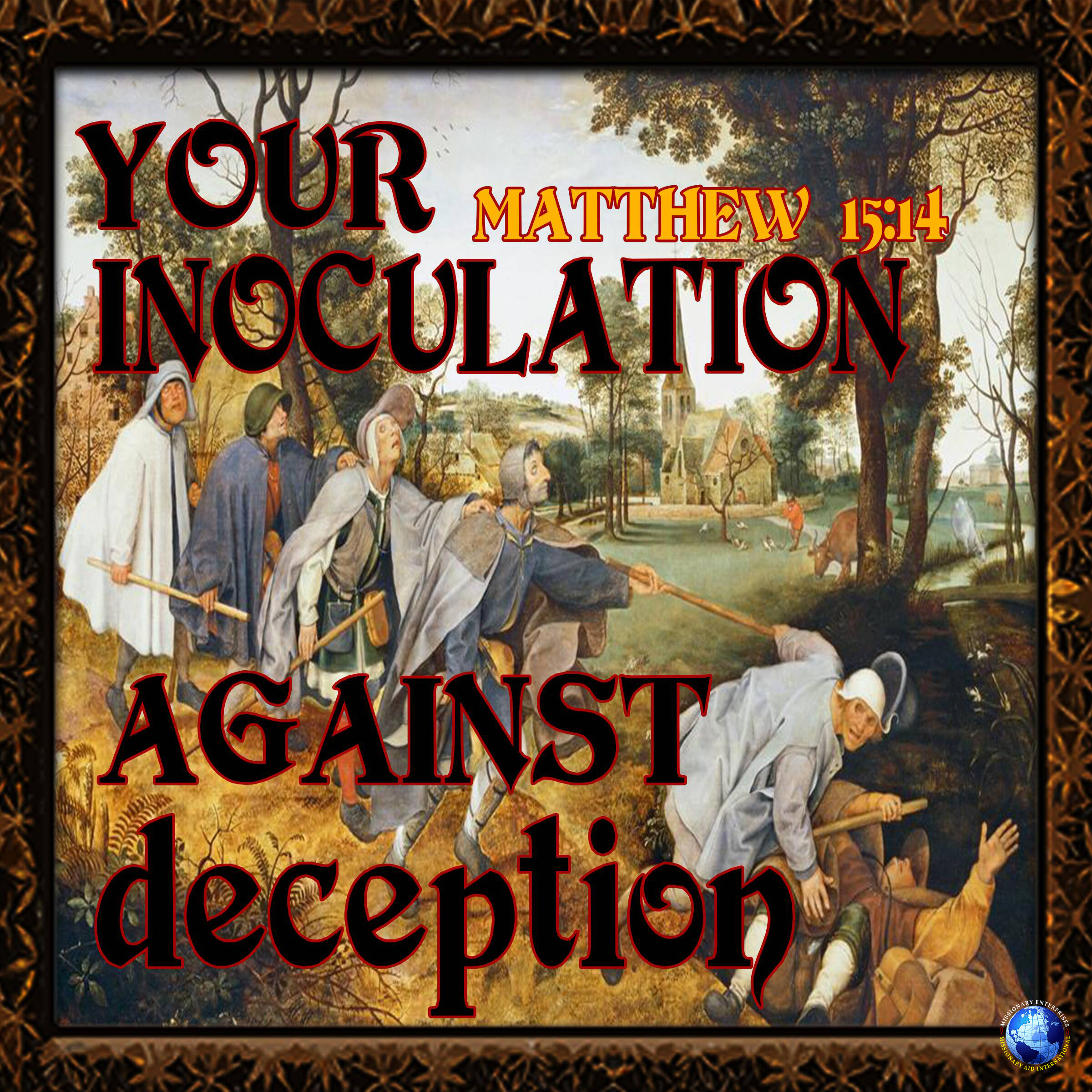 Your Inoculation Against Deception