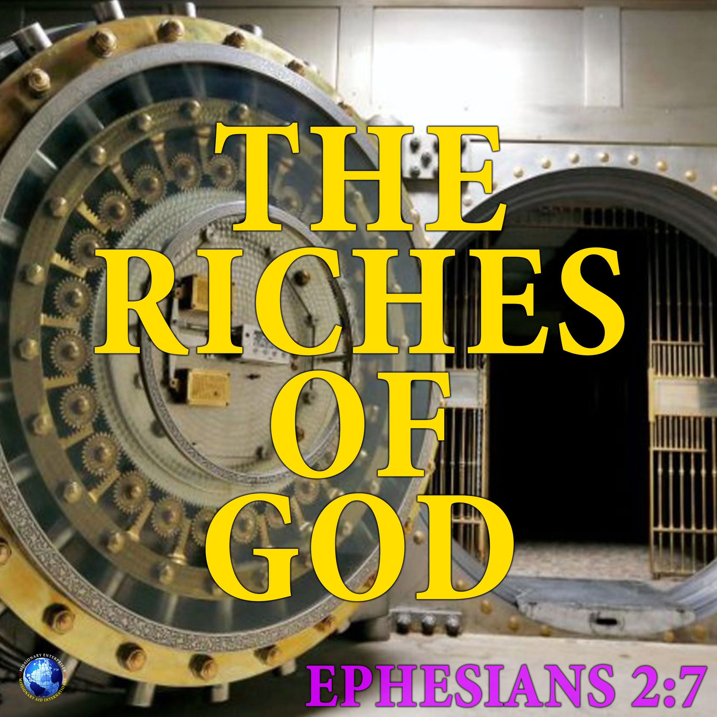 The Riches of God