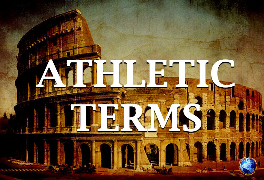 Athletic Terms