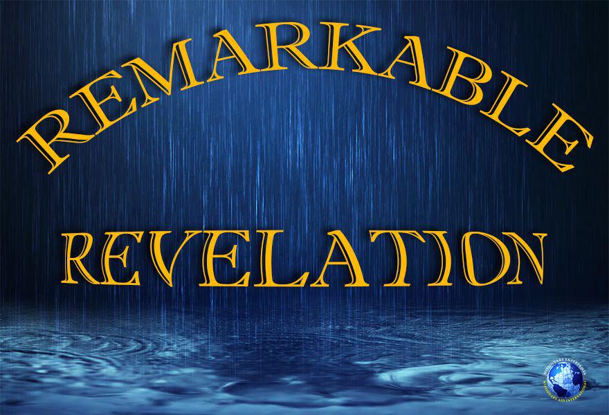 Remarkable Revelations